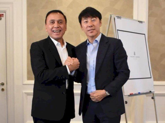 PSSI Minta Shin Tae-yong Fokus Piala Dunia U-20
