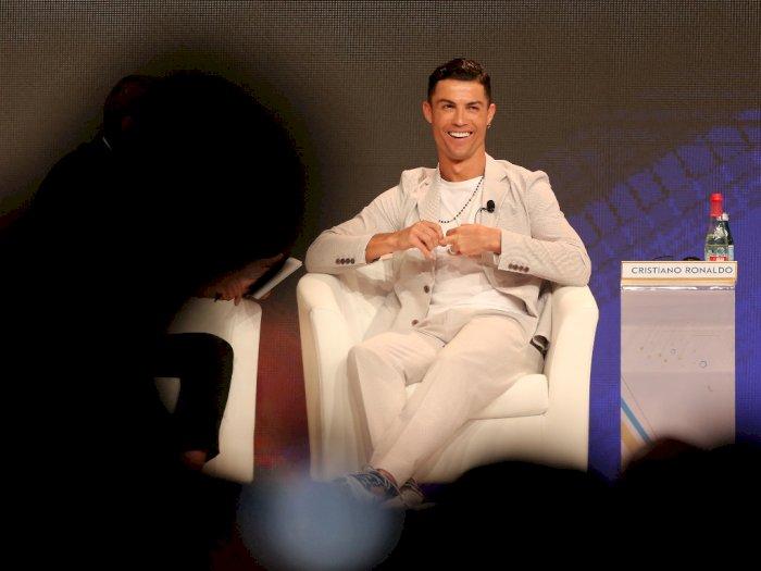Usai Gantung Sepatu, Ronaldo Mau Jadi Aktor Hollywood