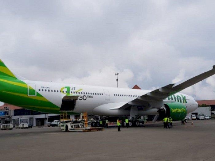 Tambah Rute Internasional, Citilink Datangkan Airbus A330-900 Neo