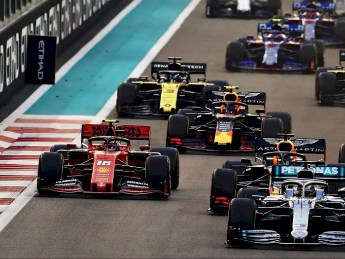 Balapan F1 Akan Diikuti 12 Tim, tapi...