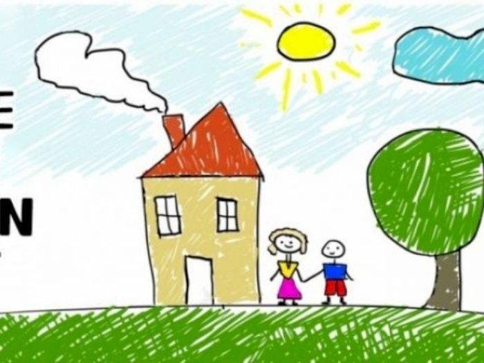 Gambar Rumah, Pohon dan Manusia Bisa Ungkap Kepribadianmu