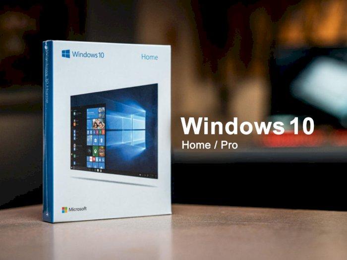 Inilah Perbedaan Windows 10 Home dengan Pro, Apa Kamu Sudah Tau?