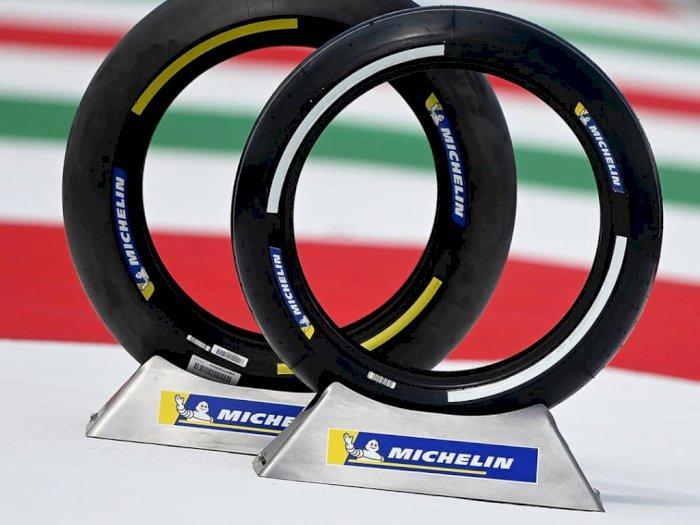 Inilah Jumlah Ban yang Harus Disediakan Oleh Michelin Pada Seri MotoGP