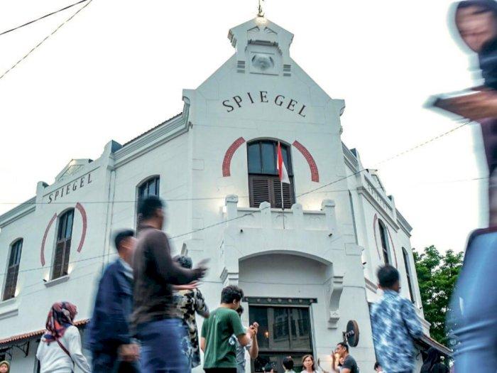Wishnutama Siap Dorong Kota Lama Semarang Jadi Creative Hub