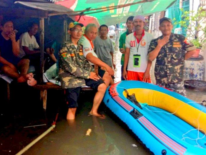 Ketua GP Ansor: Banser Selalu Sigap saat Terjadi Bencana