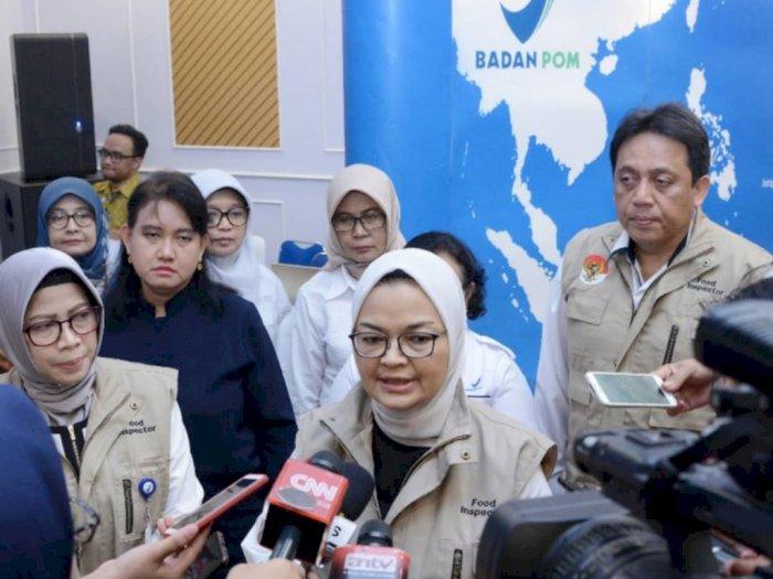 Sambut 2020, Ini 7 Aksi BPOMKawal Keamanan Makanan di Indonesia