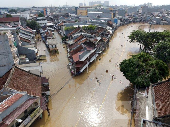 Banjir Landa Jakarta, DPR: Jangan Saling Lempar Tanggung Jawab