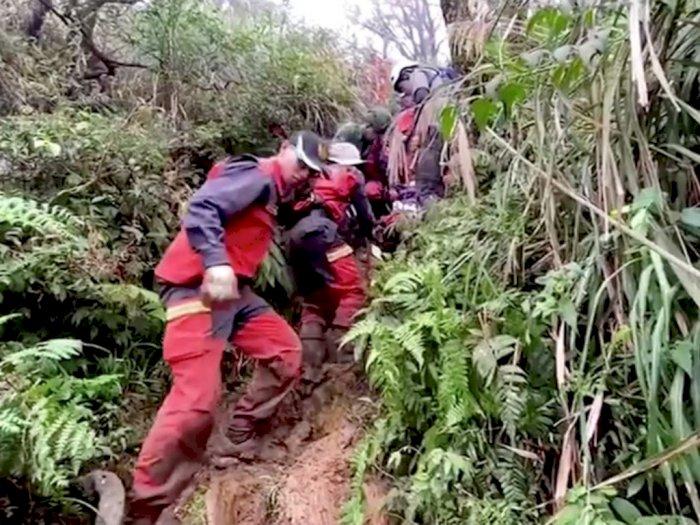 Helikopter Black Hawk Alami Kecelakaan, Petinggi Militer Taiwan Tewas