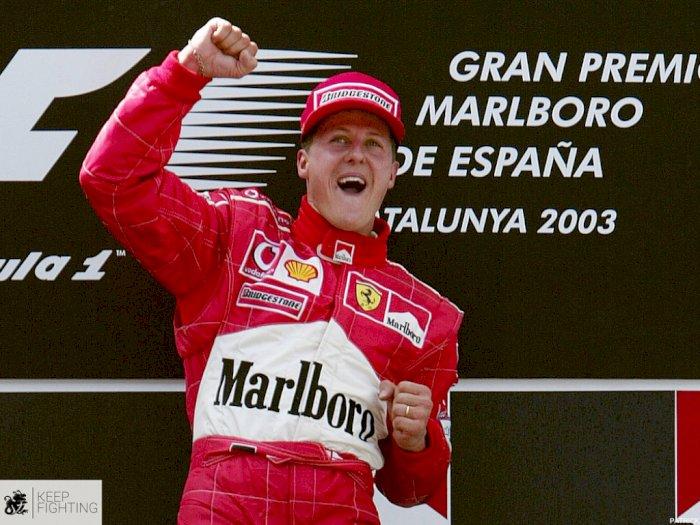 Hari Ini Ulang Tahun Michael Schumacher Apa Kabarmu Legenda Indozone Id