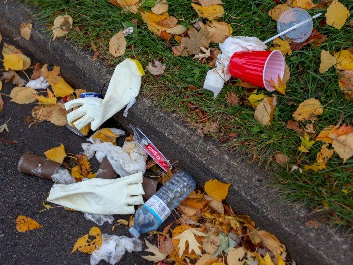 Suka Buang Sampah Sembarangan Petanda Tak Punya Nalar Tinggi