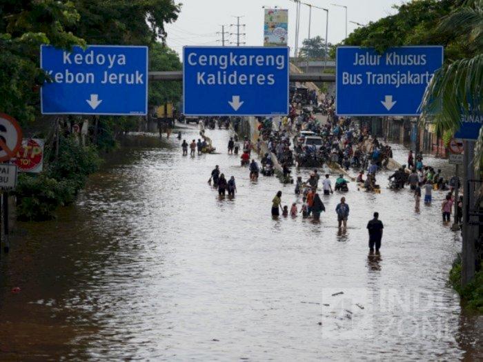 BNPB: Korban Meninggal Akibat Banjir 43 Orang
