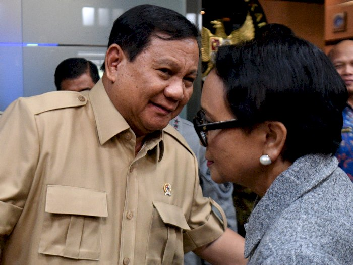 Menhan Prabowo Tegaskan Akan Cari Solusi Terbaik Masalah Laut Natuna