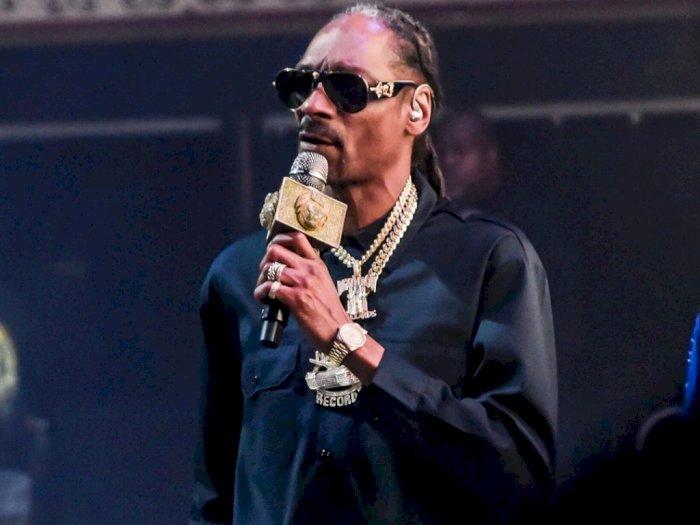 Snoop Dogg Rilis Album Hip Hop Pengantar Tidur Bayi