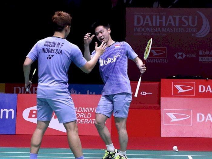Susunan Pebulutangkis Indonesia di Malaysia Masters 2020