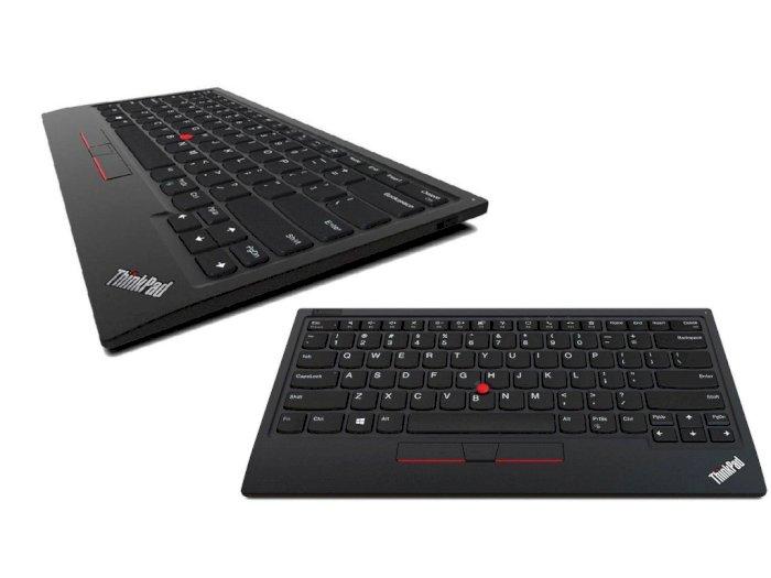 Punya Daya Tahan Lama, Lenovo Hadirkan Keyboard ThinkPad di CES 2020