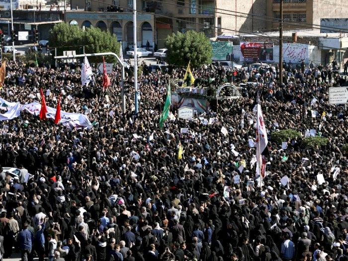 Situasi Memanas, Iran Keluar Dari Perjanjian Nuklir