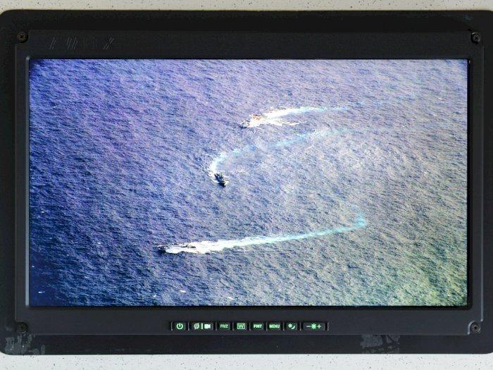 Manuver di Natuna, DPR: China Tunjukkan Kekuatan Militernya