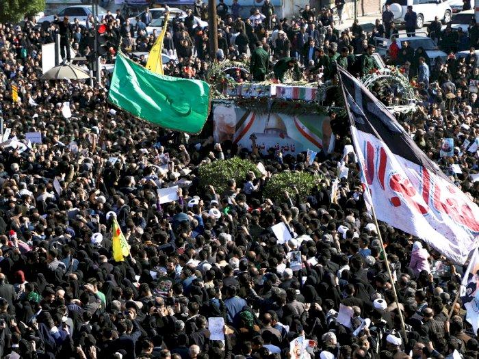 Komandan Tertinggi Dibunuh, Negara Eropa Minta Iran Tahan Diri
