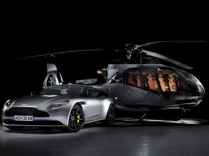 Aston Martin Akan Meluncurkan Helikopter Terbarunya