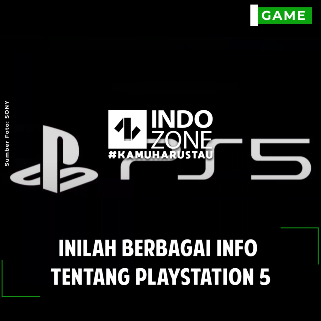 Inilah Berbagai Info Tentang PlayStation 5