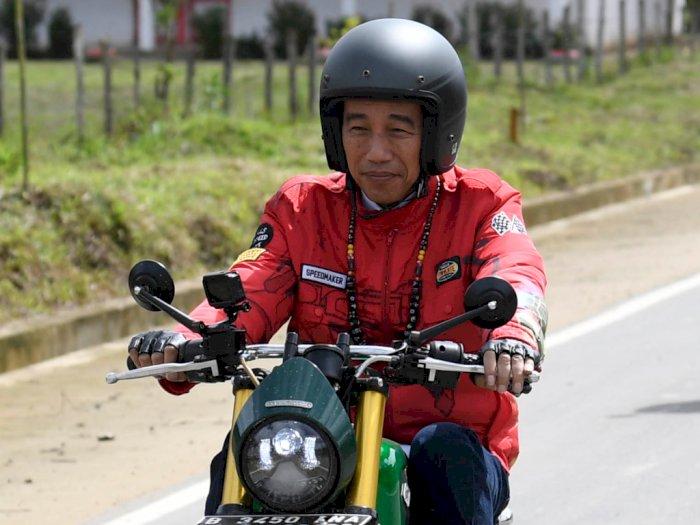 Jokowi Merapat ke Natuna