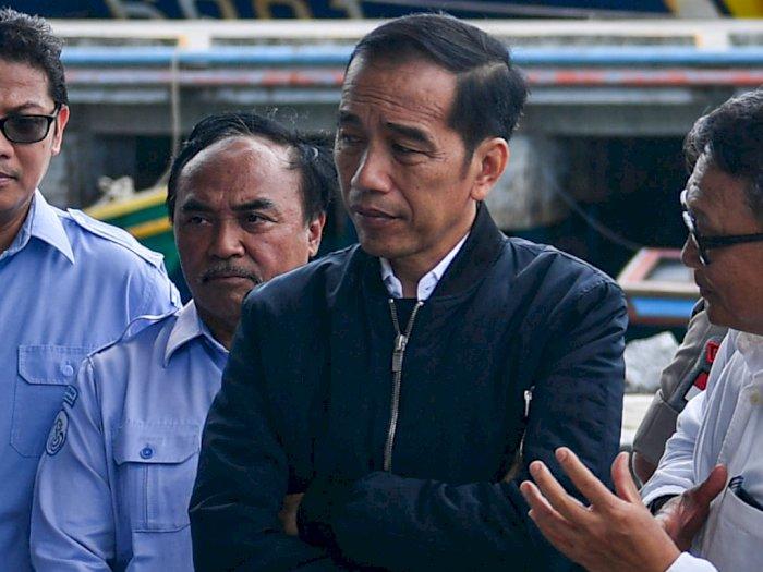 Istana Jelaskan Makna Kunjungan Jokowi ke Natuna
