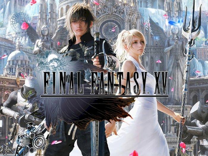 Square Enix Tengah Buat Game Final Fantasy XV Baru di Platform Mobile