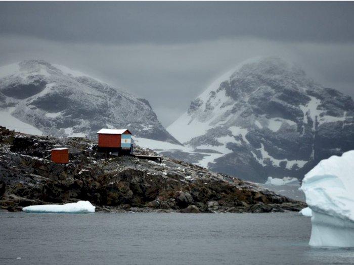 Hidup di Antartika Selama 14 Bulan, Sebabkan Penyusutan Otak
