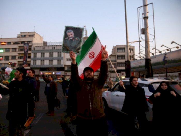 Memanas, DPR Minta WNI di Iran dan Irak Lebih Waspada