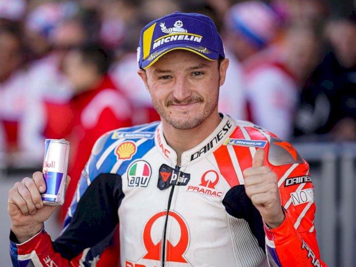Australia Kebakaran, Pembalap MotoGP Jack Miller Lelang Helm Balap
