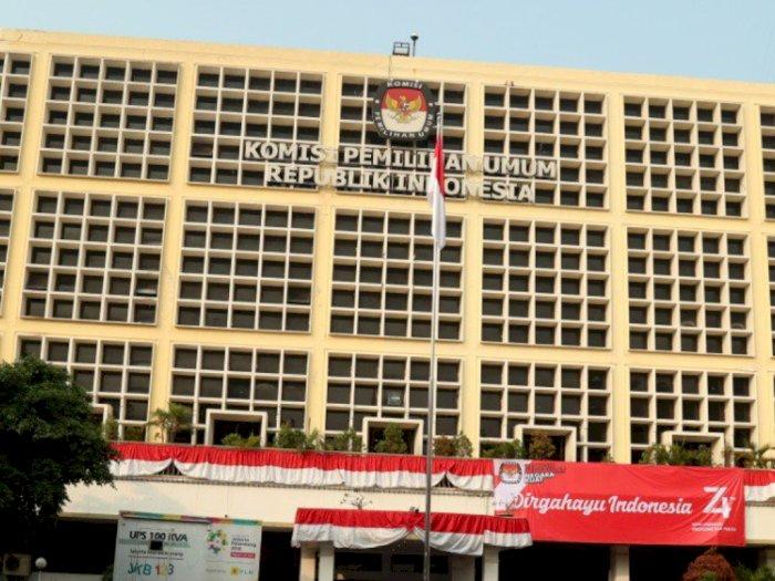 OTT Komisioner KPU Dinilai Pengaruhi Kinerja 'Wasit' Pemilu
