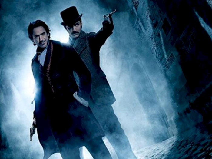 Kumpulan Teori Menarik dari Film 'Sherlock Holmes 3'