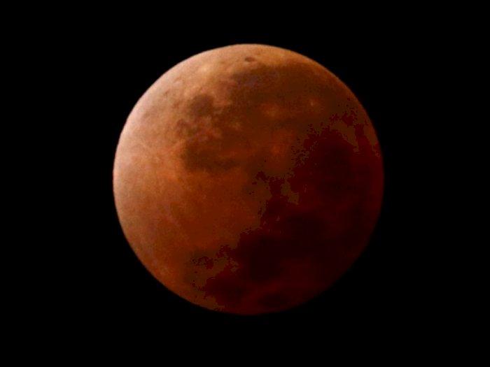 4 Fenomena Gerhana Bulan Sepanjang 2020 di Indonesia!