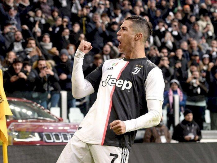 Wow, Nama Cristiano Ronaldo Tak Masuk Daftar FIFA 20 Team of The Year