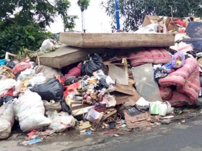 Hampir 50 Ribu Ton Sampah Dihasilkan pada Banjir Jakarta 2020