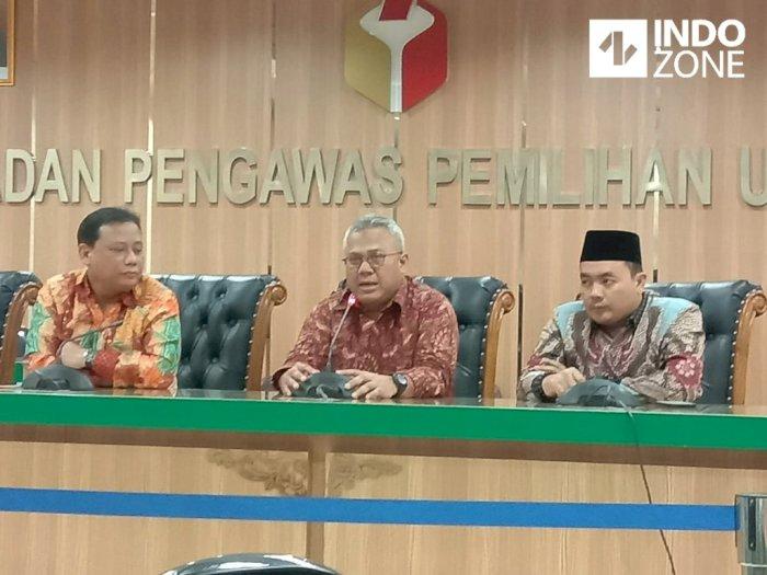 KPU Serahkan Proses Pergantian Wahyu Setiawan ke Presiden