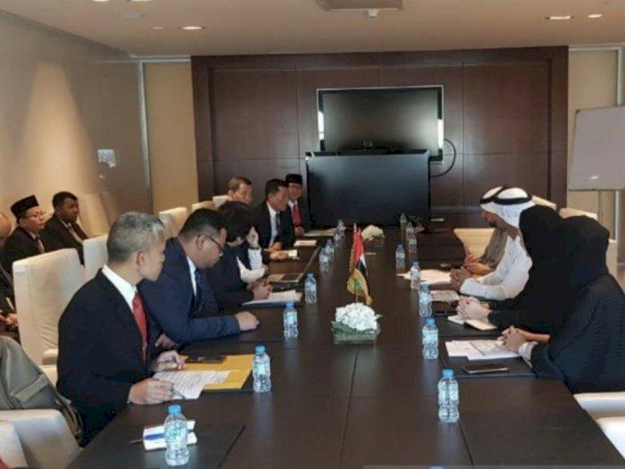 Perluas Kerja Sama Agama dan Wakaf, Presiden Jokowi Akan ke Dubai