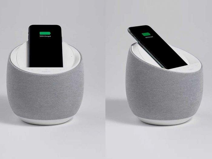 Speaker Pintar Ini Juga Bisa Digunakan untuk Mengisi Daya Samrtphone