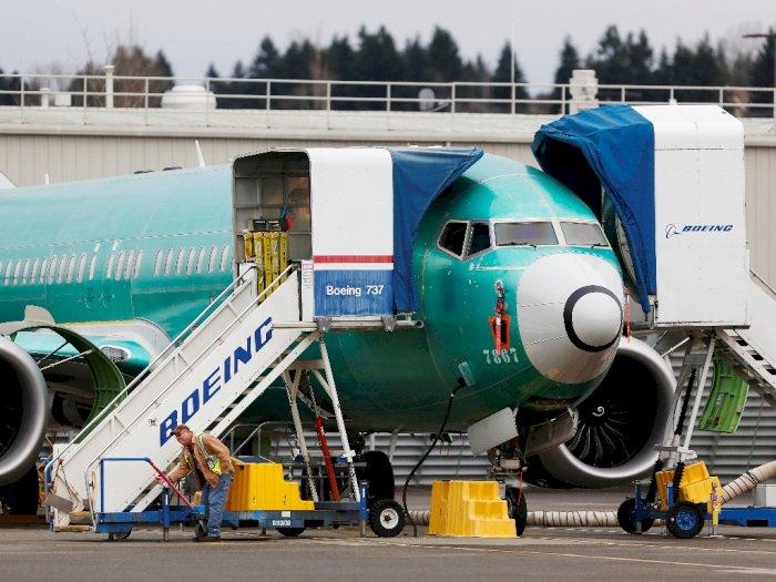 Bobroknya Pesawat Boeing Terkuak Lewat Surel Pegawai