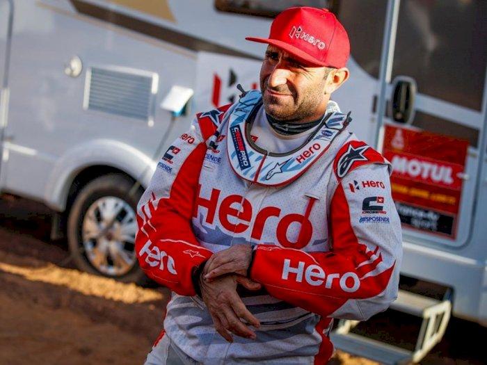 Alami Kecelakaan, Pembalap Portugal Tewas di Etape VII Reli Dakar 2020