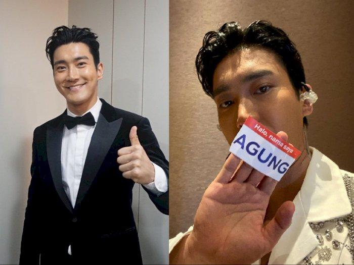 Usai Tampil di Indonesia, Choi Siwon 'SUJU' Mendapat Nama Baru