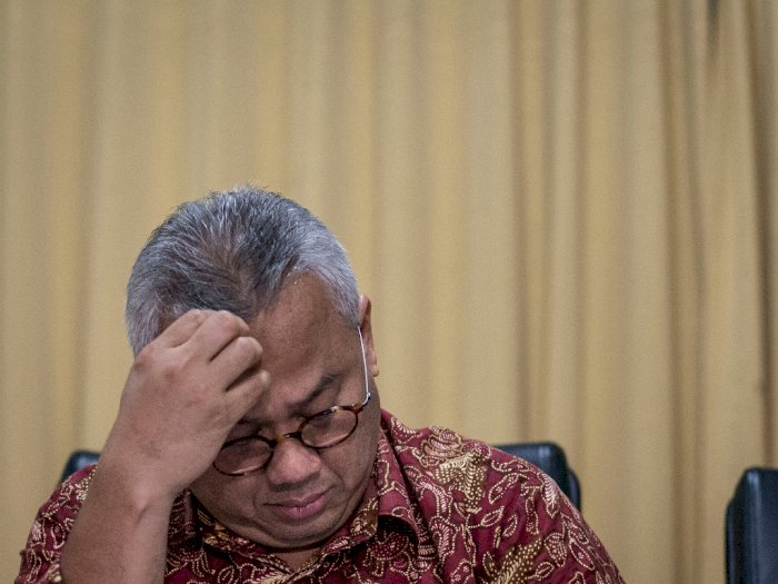 Ketua KPU: KPK Hanya Geledah Ruangan Wahyu Setiawan
