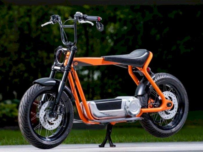 Harley-Davidson Siap Produksi Skuter Listrik