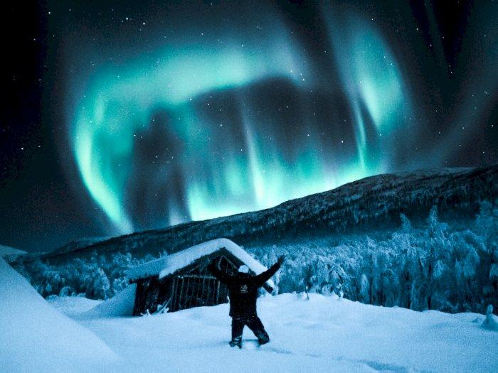 Mau Lihat Cantiknya Pancaran Cahaya Aurora? Coba Kunjungi 7 Negara Ini