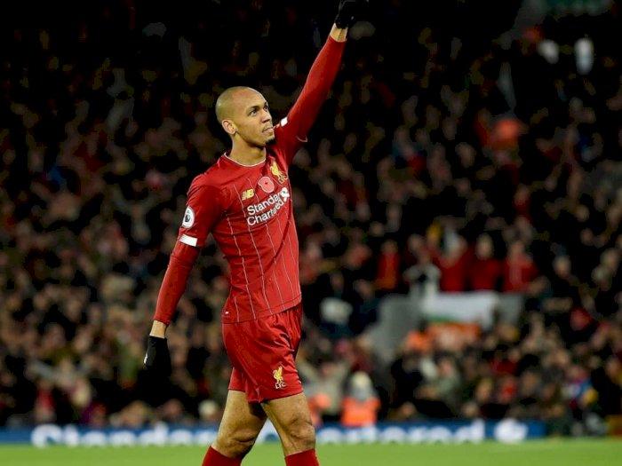 Fabinho Siap Kembali Bela Liverpool