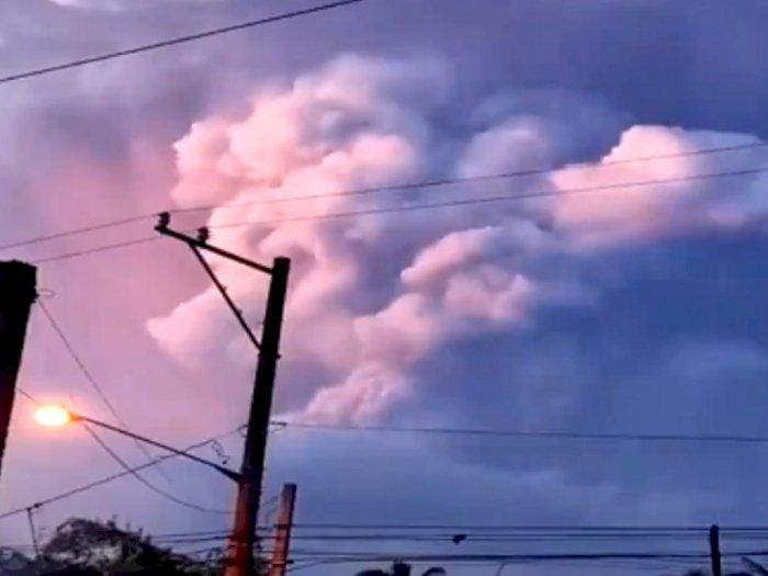 Jangan Khawatir! Dampak Erupsi Gunung Taal Tak Sampai ke Indonesia