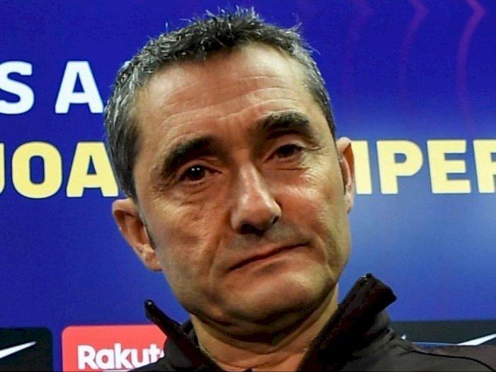 Selain Valverde, Inilah Daftar Pelatih yang Dipecat Barcelona