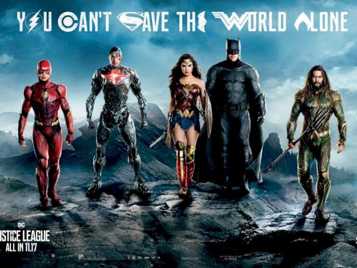 Justice League 2017 Kekacauan Setelah Meninggalnya Superman Indozone Id