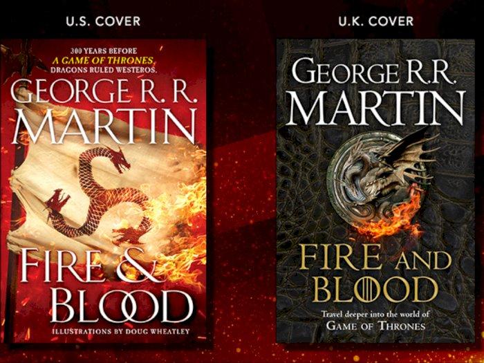 Novel 'Game of Thrones' Kembali Dirilis