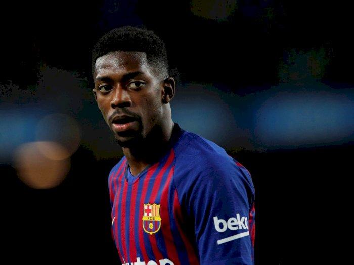 The Reds Tertarik Memboyong Ousmane Dembele